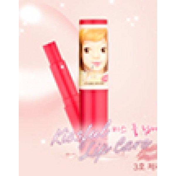 ETUDE HOUSE-Kissful Lip Care (Color#3 RED) 3.5g√