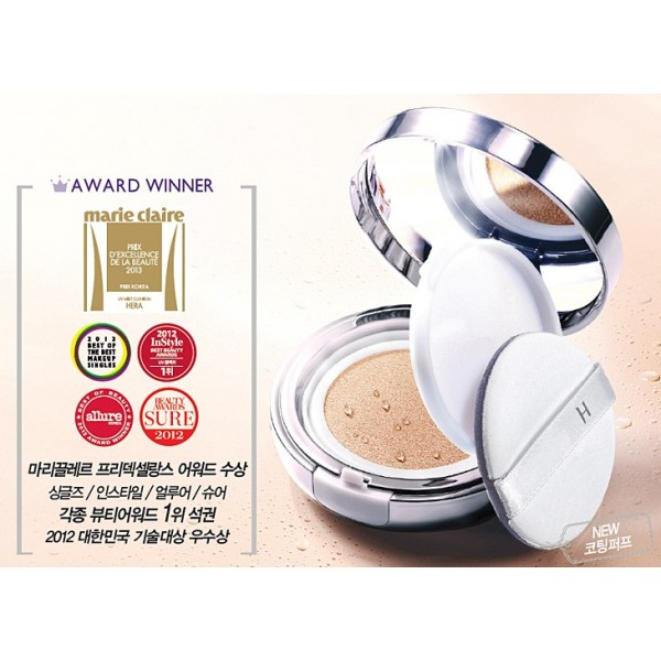 HERA-UV Mist Cushion SPF50/PA+++ (Color C23)