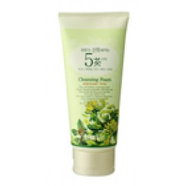 IT'S SKIN-5 Tea Cleansing Foam 180ml