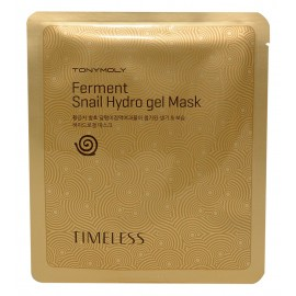 TONY MOLY-TIMELESS Ferment Snail Hydro Gel Mask