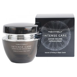 TONY MOLY-Intense Care Caviar Volume Capsule Cream 50ml+Eye Filler 17ml