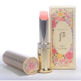 WHOO-Glow Lip Balm SPF10 (3,5g) Lt. Pink