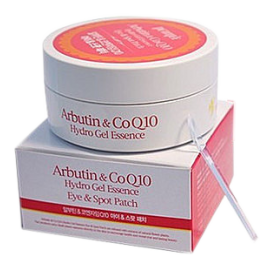 PETITFEE-ARBUTIN & COQ10 EYE & SPOT PATCH (30SETS/BOX)